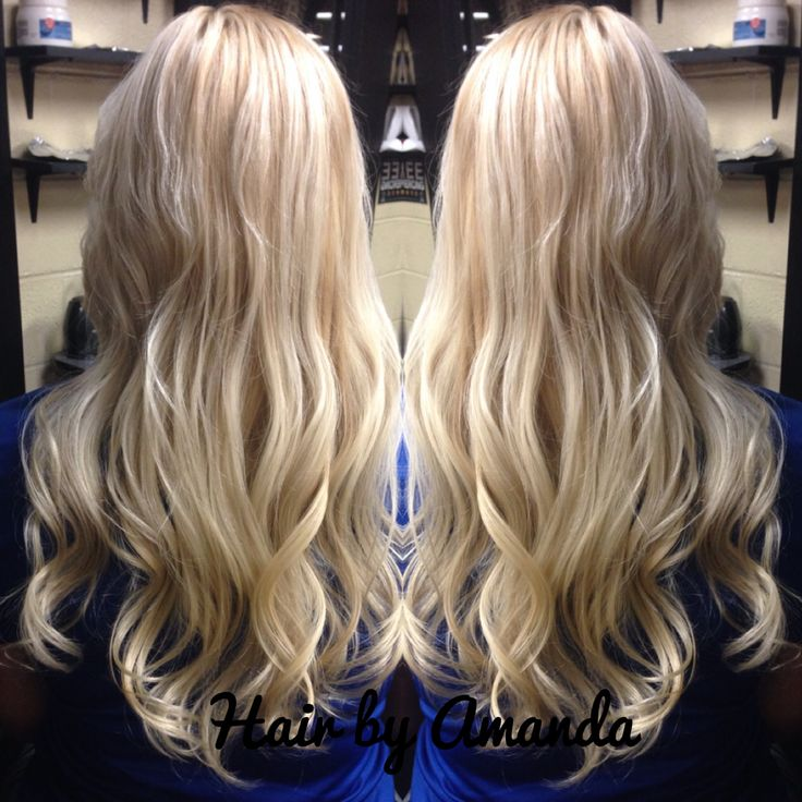 11 best heavy highlights images on pinterest blondes hair heavy highlight with a dark blonde base pmusecretfo Image collections