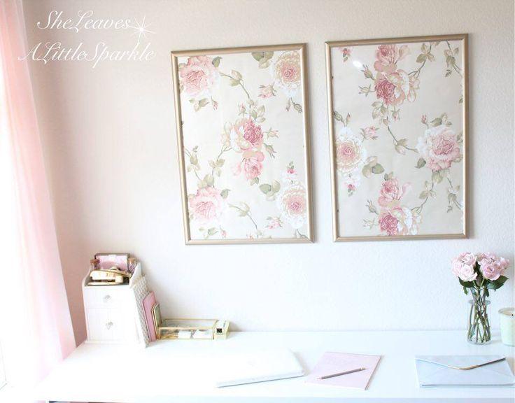 25 great ideas about framed wallpaper on pinterest