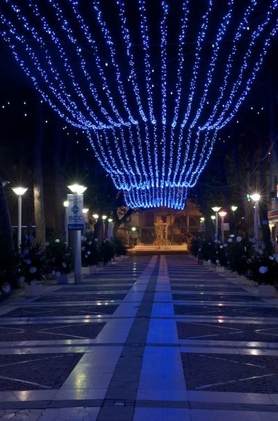 Christmas Time - Viale Bovio