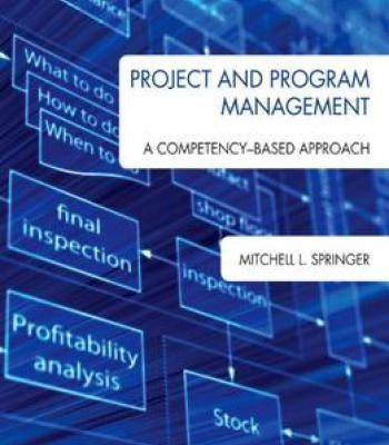 Best 25 program management ideas on pinterest project project and program management a competency based approach second edition pdf fandeluxe Choice Image