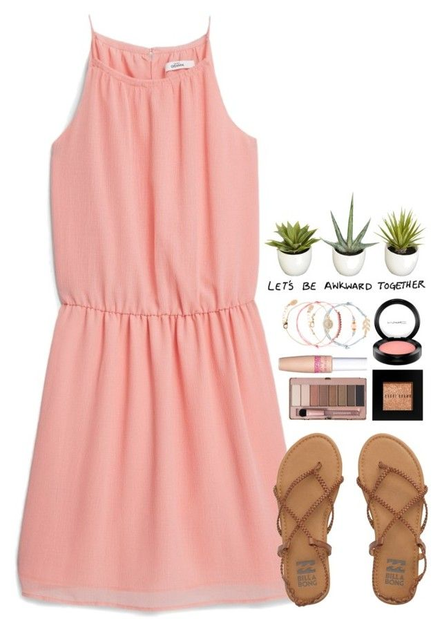 """""""~a dream is a wish your heart makes~"""" by simply-natalee ❤ liked on Polyvore featuring MANGO, MAC Cosmetics, Accessorize, Bobbi Brown Cosmetics and Billabong"""