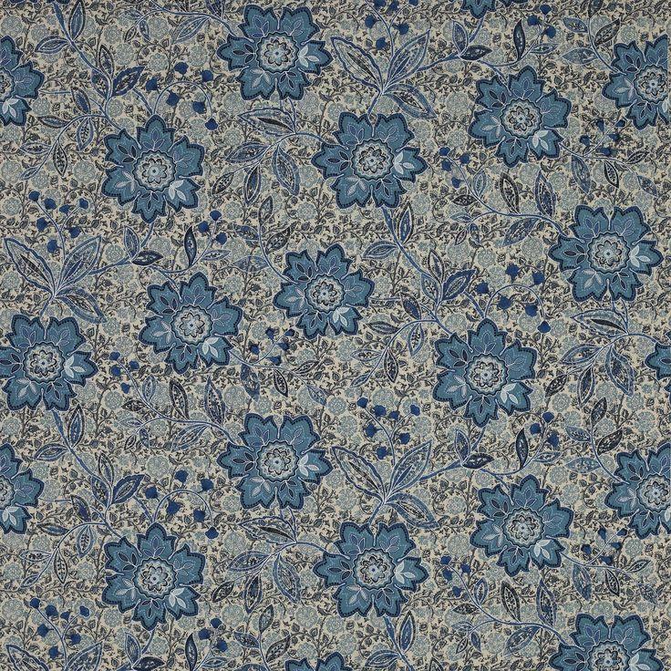 Mireval Fabric - Cowtan Design Library