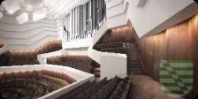 """Neuer Konzertsaal nimmt Gestalt an – noch Restkarten für Veranstaltungen vom 29. bis 31. Mai  Die Stadt Dresden feiert gemeinsam mit Architekten und Bauleuten und den künftigen Nutzern den Abschluss der Rohbauleistungen am Kulturpalast mit einem Richtfest der ganz besonderen Art. Nach einem offiziellen Festakt am Vormittag des 29. Mai, besteht für alle Interessierten erstmalig die Möglichkeit im Rahmen von """"Baustellenmusiken"""" einen Blick auf die große Kulturbaustelle zu werfen."""