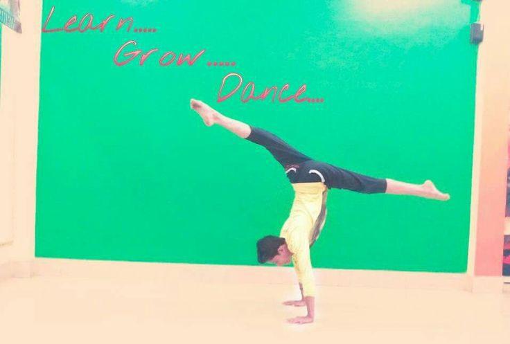 Learn,grow,dance Adhiraj Thakur