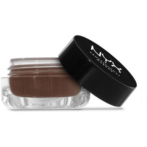 Nyx Professional Makeup  Glazed & Confused Eye Gloss ($9.50) ❤ liked on Polyvore featuring beauty products, makeup, lip makeup, lip gloss, nyx lipgloss, lip gloss makeup, nyx and lip shine