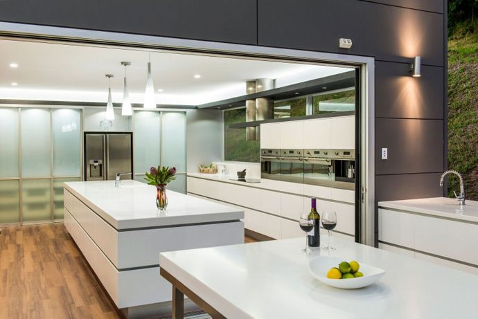 Designer Kitchen in Samford by Kim Duffin of Sublime Architectural Interiors