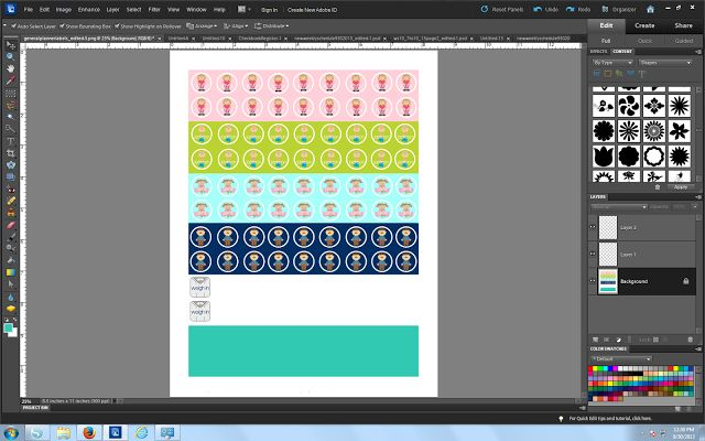 The House on Hillbrook: DIY: PRINTABLE PLANNER STICKERS - Really, I can make my own???