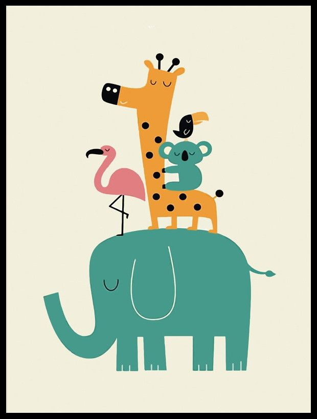 Resultado De Imagen Para Cuadros Animados Posteres Abstratos Arte Infantil Pintura Infantil