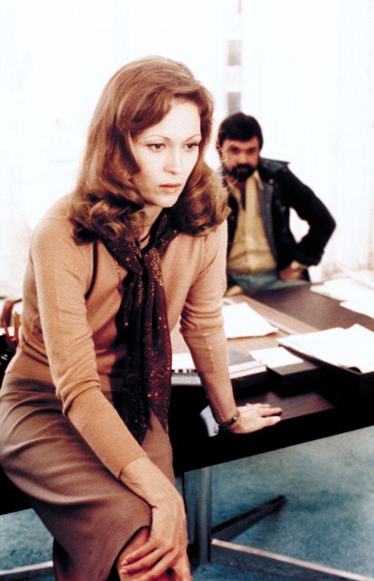 Faye dunaway network - Faye Dunaway En Network 1976