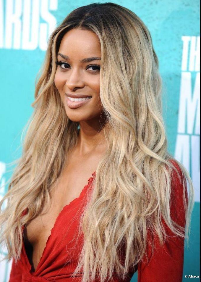 morenas de cabello rubio platino - Buscar con Google