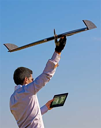 Overview of Fixed Wing Camera Drones from Lehmann Aviation