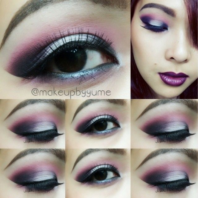 @makeupbyyume used our 120 Color 2nd Edition Palette to create this look.