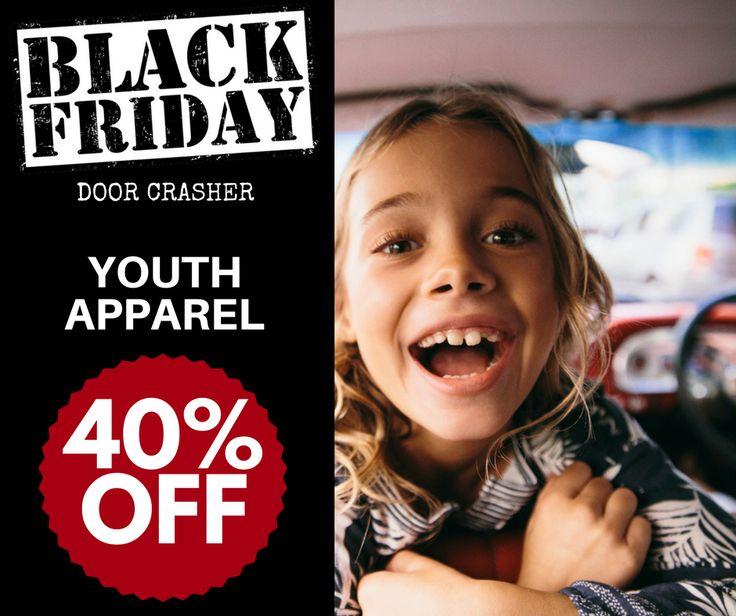 | BLACK FRIDAY ⚡️ DOOR CRASHER | ONE DAY ONLY | FRI NOV 24th |