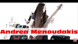 Andrea Menoudakis: Motion Device - ALIVE   Motion Device is a hard rock band from Canada led by vocalist Sara along with her band mates Josh on guitar Andrea on bass/keys and David on drums. The band has created quite a buzz on the internet over the last few years. With over 80000 social media fans and 13 million views on their Youtube channel they have become one of the brightest and youngest up and coming independent bands in North America. ... Sara (Vocals) ... Andrea (Bass & Keyboards)…