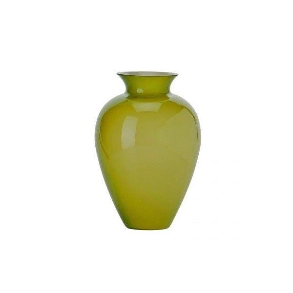 Venini Labuan Vases Bamboo ($730) ❤ liked on Polyvore featuring home, home decor, vases, bamboo vase, venini vase, bamboo home decor and venini