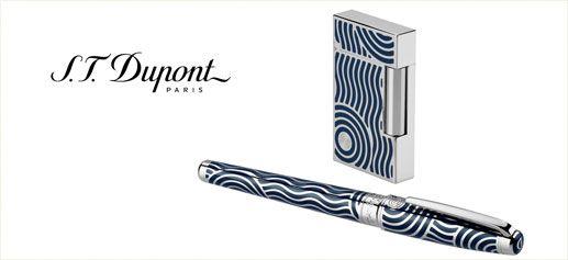 ST Dupont Neptuno Edición Limitada    S.T. Dupont rinde homenaje a este crucial elemento – el agua – y a su dios romano a través de esta edición limitada que está envuelta por olas y serenidad de laca de china en profundo azul y paladio. Seguir leyendo... http://www.sibaritissimo.com/st-dupont-neptuno-edicion-limitada/    #lujo #estilograficas