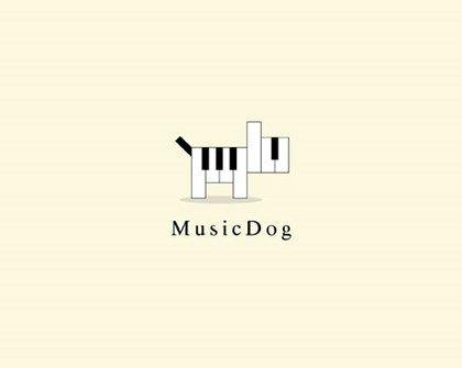simple. cute. memorable logo design.  #logodesign #logo #branding