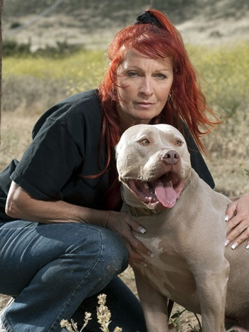 StubbyDog Hero: Tia Maria Torres - Founder of Villalobos Rescue Center and star of 'Pit Bulls & Parolees'
