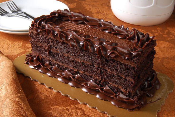 Prăjitura criminală cu ciocolată
