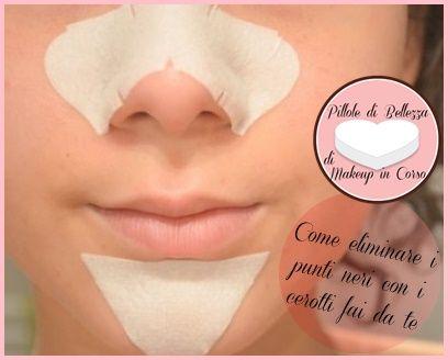 Scopriamo come realizzare dei cerotti fai da te in modo veloce ed economico per eliminare i punti neri dal viso.