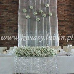 dekoracja sali weselnej 5