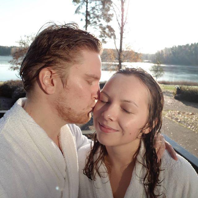 Kylpyläloma ❤ #thankgoditslångweekend #langvikhotel http://www.langvik.fi