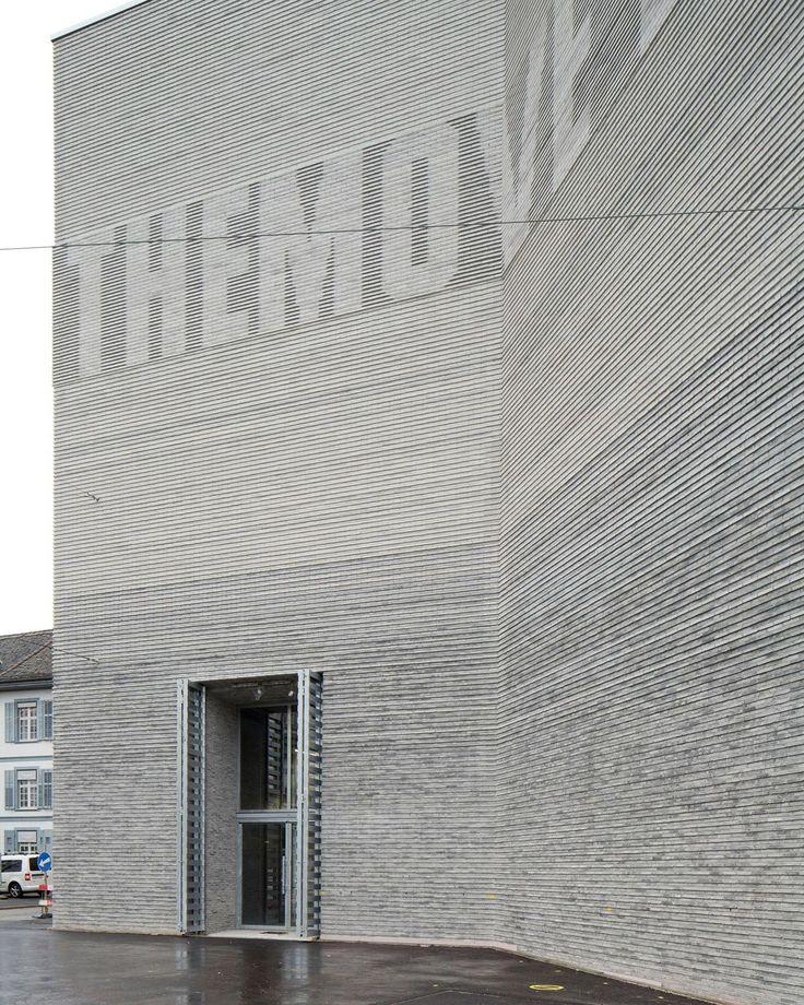 Eröffnung Kunstmuseum Basel - Monolith von Christ & Gantenbein