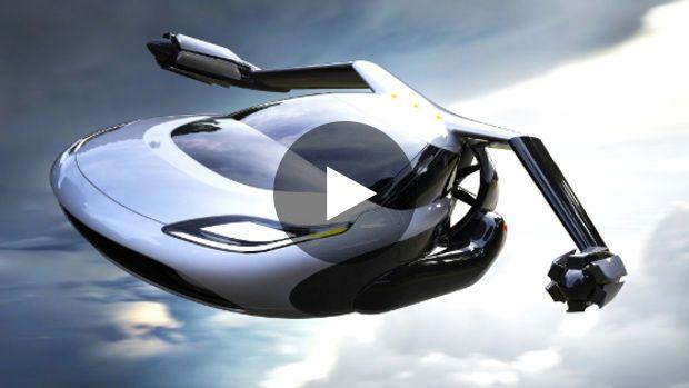 Terrafugia TF-X : la première voiture volante pourrait voir le jour dès 2018. L'entreprise américaine Terrafugia planche sur la création des véhicules de demain