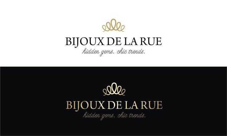 Logo PLEASE! Bijoux de la Rue challenges you! by Magdalene