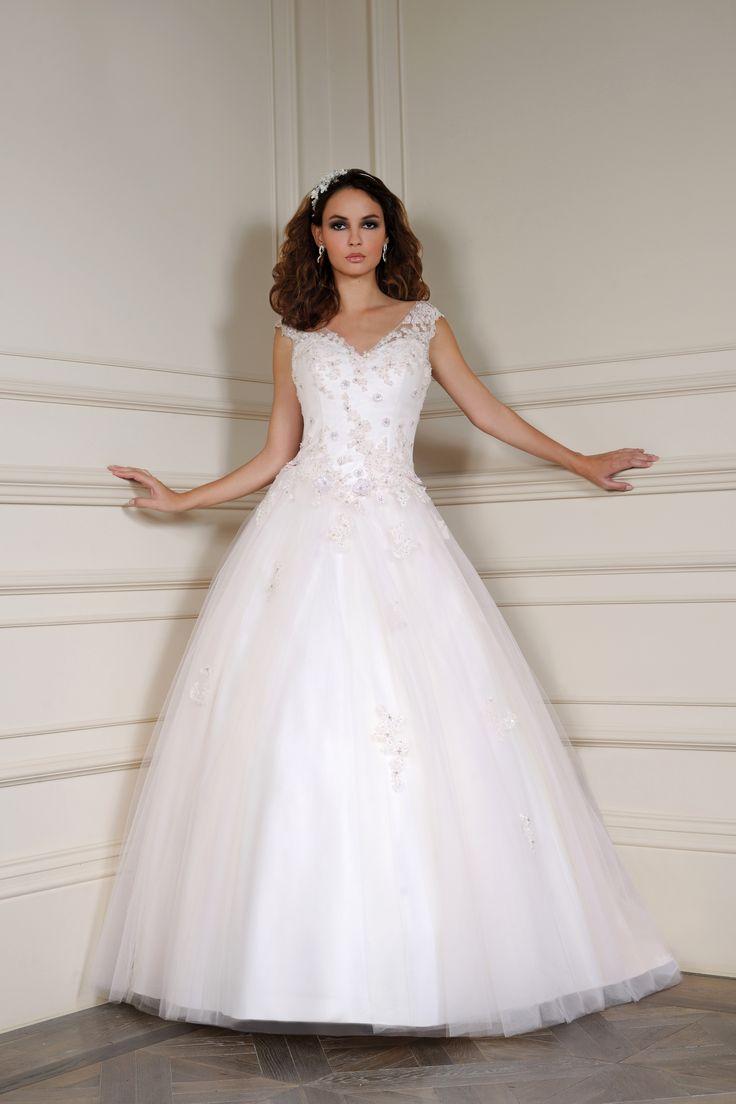Veromia #Bridal Style VR61450