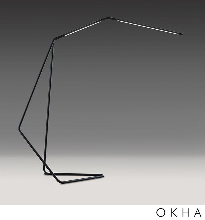 Awkward Lamp Black