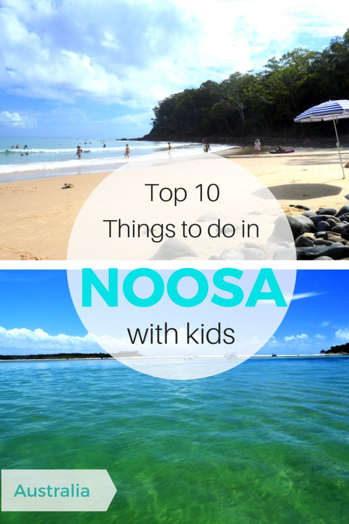 Heading for a Noosa long weekend with kids? Then check out the top 10 things to do in Noosa with kids, including the ideal accommodation with kids.