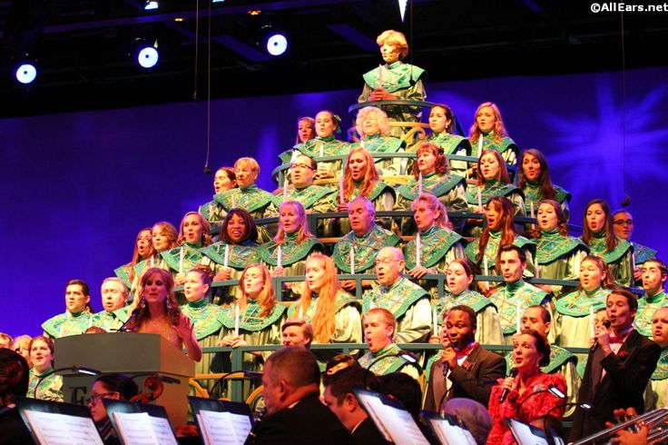 Booking Opens Today for 2015 Candlelight Processional Dining Packages!
