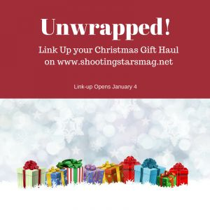 Welcome to the Unwrapped Link-Up! This is where you share your Christmas (or other Holiday) gift haul. If you want to share what you gave people, that's fine too, but I know a lot of people will probably use this to share the items they were lucky to receive. Give a public thanks to the …