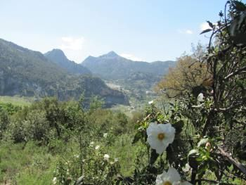 The Grazalema 'sierra', home of FG handmade bags.