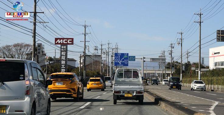 Todos os carros novos no Japão terão sistemas de freio automático