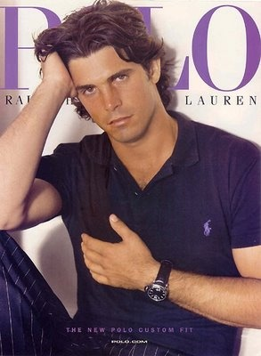"Latest Fashionista: Ignacio ""Nacho"" Figueras is the new face of Ralph Lauren"