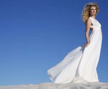 Have you considered an Infinity wedding dress for your special day? You can order yours with beautiful lace sleeves for a Winter wedding! Visit www.infinitybridalwear.co.za today!
