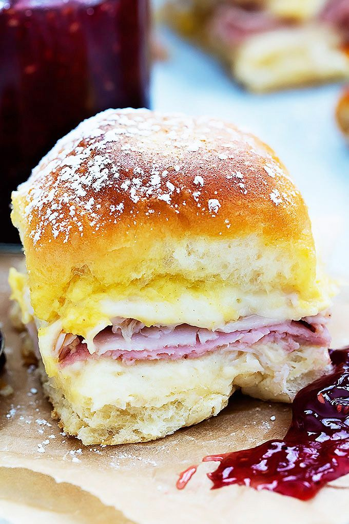 These easy baked monte cristo sliders are absolutely addictive and an instant crowd pleaser – perfect for parties!  Three. <—– the number of times I have made these sliders in the past week. The first time I made these heavenly little things was for the Holy War. Aka: the Vegas Bowl played between my husband's... Read More »