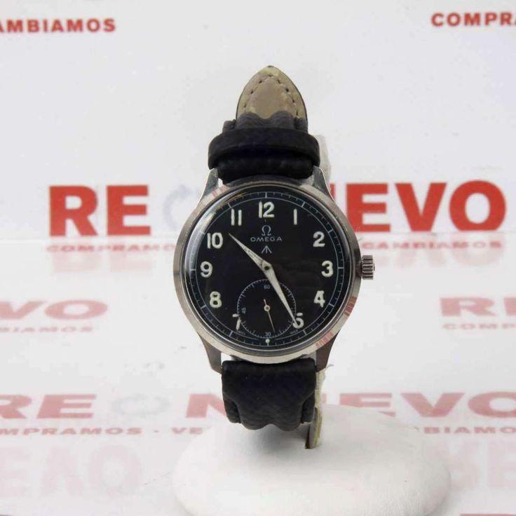 Reloj OMEGA WWW MILITARY#reloj# de segunda mano#omega