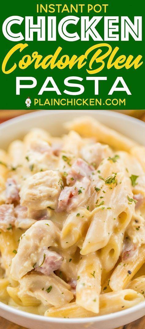 Instant Pot Chicken Pasta Blue Cord – Einfaches Huhn – #Blue #chicken #Cord #Ein…