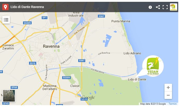 3-4 Ottobre 2015 a #Ravenna Vegan in Tla Muraia: cibo+salute+conferenze+antispecismo+divertimento