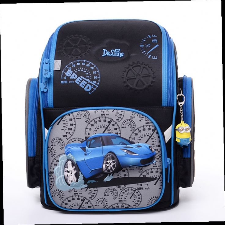 52.79$  Buy here - http://alinak.worldwells.pw/go.php?t=32675438505 - Russia Style Children School Bags for Boys 3D Racing Car Motorcycle Pattern Orthopedic Backpack Mochila Escolar Birthday Gift 52.79$