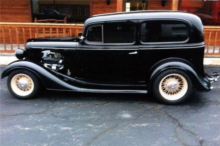 1934 chevrolet 2dr sedan - Google Search