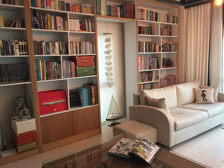 this is my home library