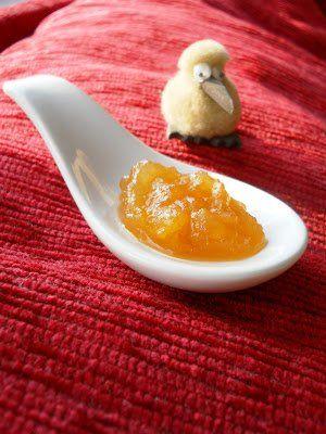 narancslekvár almából