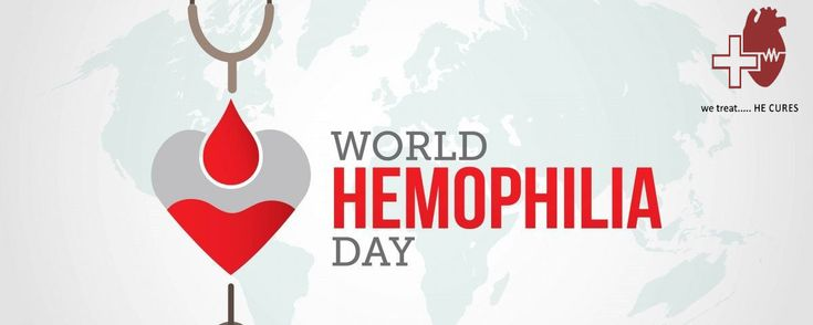#WorldHemophiliaDay is being observed on 17th April worldwide. #Hemophilia is a bleeding disorder, under which a person experience difficulty in forming the blood clots. On an average 4, 40,000 people around the globe are suffering from hemophilia, and very few of them are aware about this disease.
