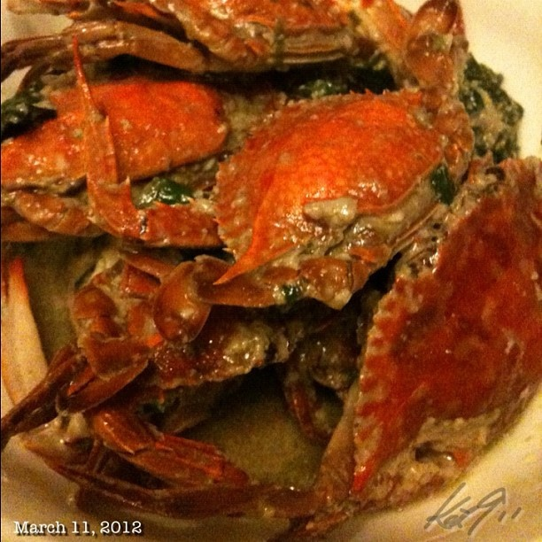 Crabs.. They're good