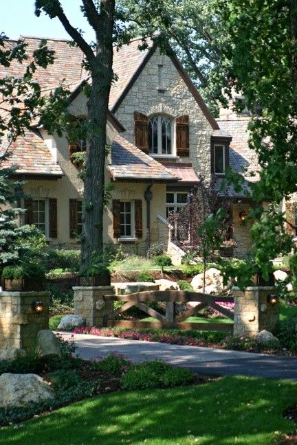 rustic, country charm