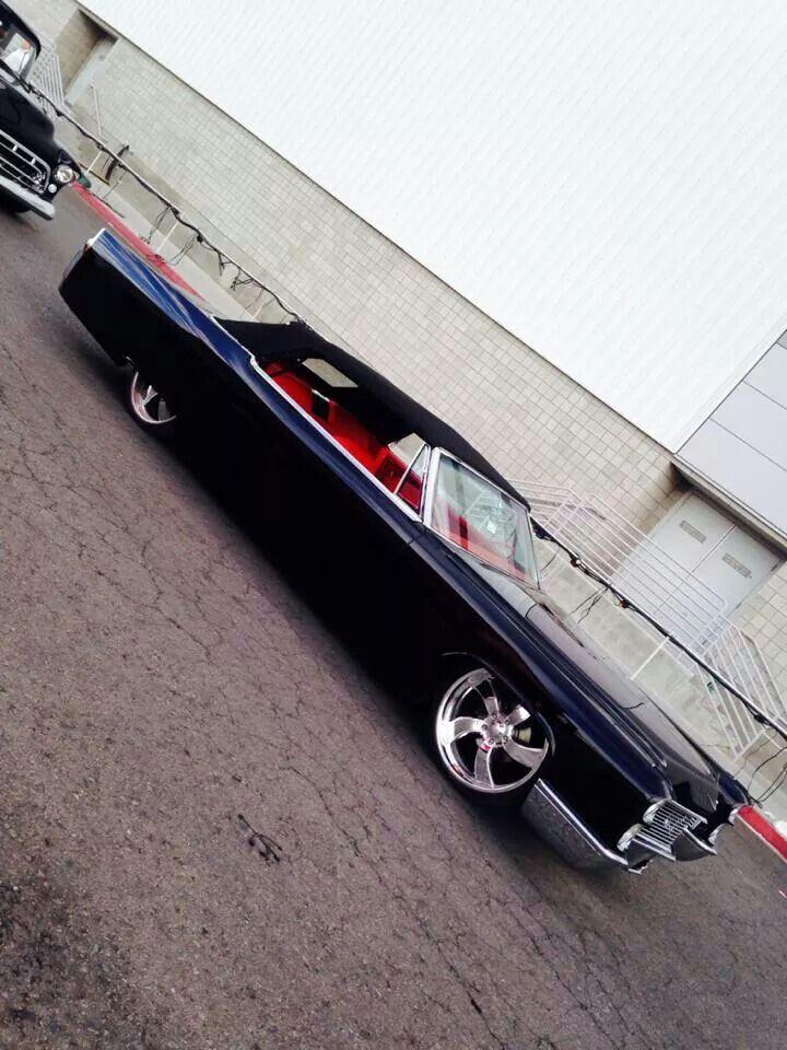 Sinister Cadillac